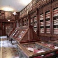 Biblioteca nazionale, in esposizione c'è un manoscritto di San Tommaso