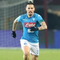 Hamsik è guarito, a Bergamo il capitano sarà in campo