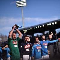 Napoli, fuga di mezzogiorno: più 4 sulla Juve