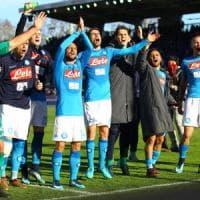 Napoli, la corsa per lo scudetto ora è un duello frontale con la Juve