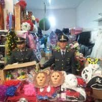 Carnevale, 26 mila prodotti insicuri sequestrati ad Avellino