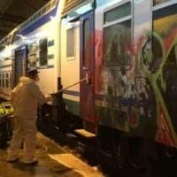Treni vandalizzati, Trenitalia :
