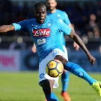 Cori razzisti contro Koulibaly: chiusa per una partita la curva dell'Atalanta, ma la pena è stata sospesa per un anno