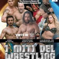Napoli, il wrestling sbarca a San Giorgio Cremano