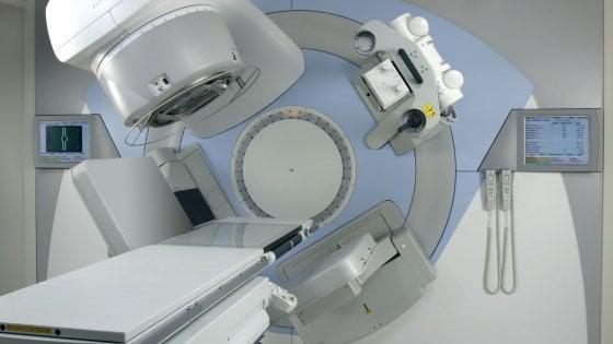 impianto di radio per il cancro alla prostata