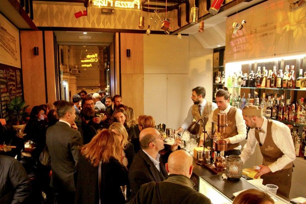 Riapre il Bar Centrale nella funicolare di piazza Fuga