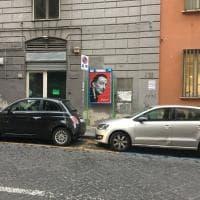 Napoli e il mistero dei manifesti con Dalì