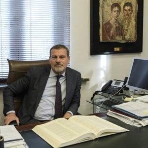 """Massimo Osanna: """"La galleria della Circum mette a rischio le ville di Stabiae"""""""