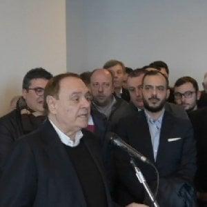 Napoli, Mastella aderisce a Forza Italia