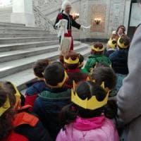 Carnevale a Palazzo Reale: visita e spettacolo in costume