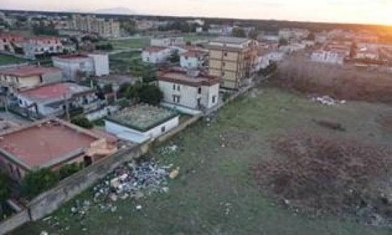 Terra fuochi: discarica di rifiuti scoperta grazie ai droni