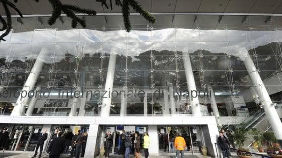 Record dell'aeroporto di Napoli: è primo per crescita tra gli scali europei medi