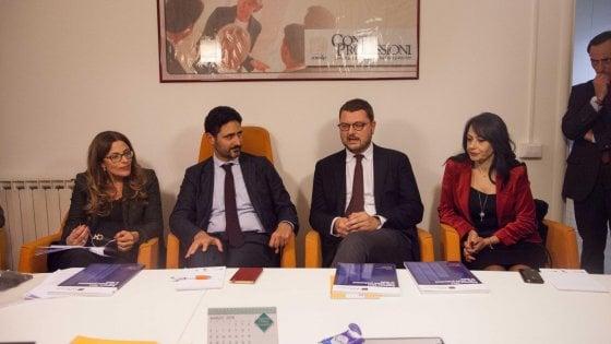 Elezioni, incontro alla Confprofessioni con Tartaglione e Migliore (Pd)
