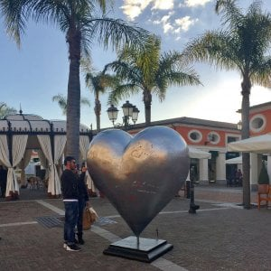 """San Valentino alla Reggia Designer Outlet con """"Lascia parlare il tuo cuore"""""""
