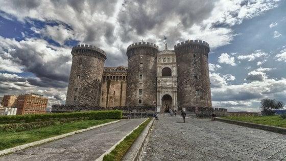Maschio Angioino: da Carnevale a San Valentino con i personaggi della storia  per scoprire i luoghi segreti del castello