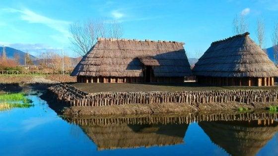 Inaugurato nel Vesuviano il parco archeologico di Longola