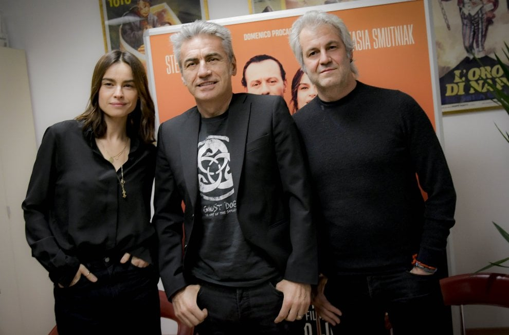 """Luciano Ligabue: """"Napoli si conferma capitale del cinema ma se non la vivi è difficile raccontarla"""""""