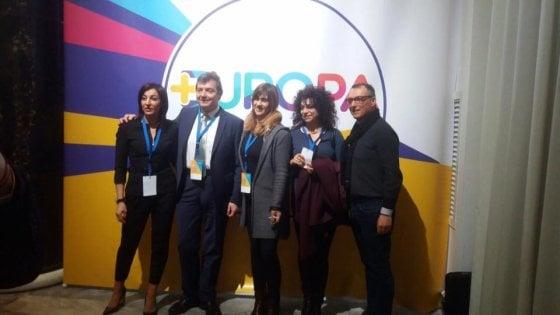 Potenza, uova ed escrementi davanti al comitato elettorale di +Europa Centro Democratico