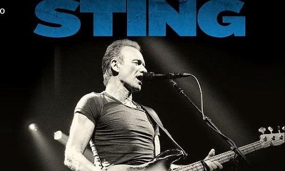 Teatro Festival, Sting all'Arena Flegrea