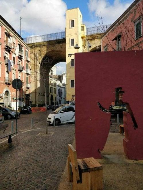 Una piazza per Totò nel suo amato Rione Sanità