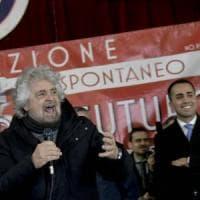 Elezioni, Grillo a Torre del Greco in campo per Di Maio