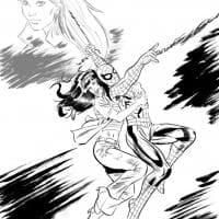 San Valentino in tre disegni d'autore con gli eroi dei comics