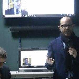 """Casal di Principe, presentato da Cantone e don Patriciello il progetto """"Terra Amata"""""""