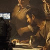 """""""Caravaggio, l'anima e il sangue"""", nei cinema il film sul genio ribelle"""