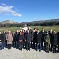 Reggia di Caserta, al via la visita della Commissione Trasporti e Turismo del Parlamento europeo