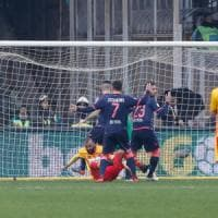 Benevento: Diabaté firma la vittoria della speranza, Crotone ko (3-2)