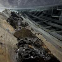 Le navi romane ritrovate nei cantieri della Metropolitana di Napoli