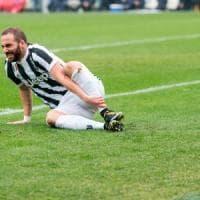 Napoli-Juve: nel duello scudetto l'incognita infortunati: Sarri aspetta Milik, Allegri perde Higuain e Bernardeschi