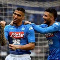 Allan fa poker, record di gol in carriera e il Napoli lo celebra