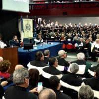 Potenza, l'ateneo lucano inaugura il nuovo anno accademico