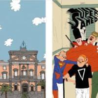 I musei a fumetti: 22 graphic novel raccontano i siti d'arte