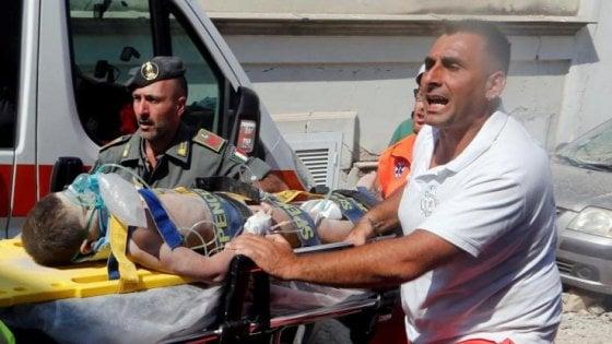 Ciro, il bimbo scampato al terremoto a Ischia viene nominato da Mattarella Alfiere della Repubblica