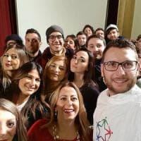 Volontari del Servizio civile di Agropoli al Teatro Augusteo di Salerno