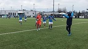 La Primavera del Napoli esulta: vince 3-2 contro la Juventus a Vinovo