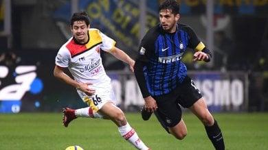 Benevento, che peccato: per più di un'ora mette paura all'Inter poi cede due volte