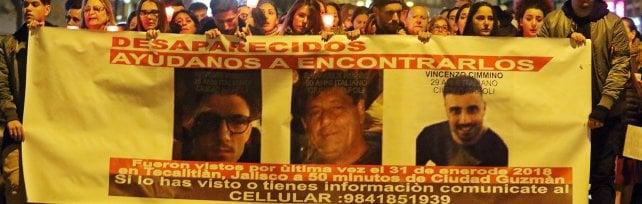 Napoletani scomparsi, arrestati 4 poliziotti messicani: hanno venduto i tre a criminali