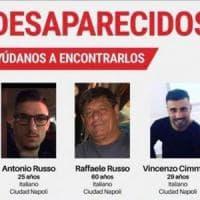 Scomparsi in Messico, la famiglia: