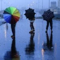 Campania, è allarme meteo: in arrivo nevicate e gelate