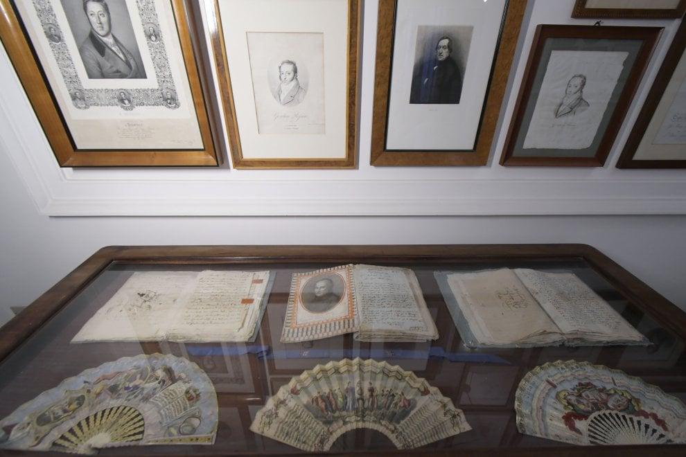 A Villa Belvedere, nella casa-museo dedicata a Gioacchino Rossini
