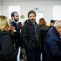 Elezioni, Roberto Fico è andato alle urne a Posillipo