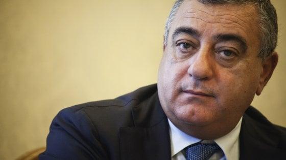 Elezioni: Luigi Cesaro rieletto in Senato con Forza Italia