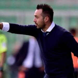 """De Zerbi verso la sfida con la Fiorentina: """"Sarebbe stato meglio non giocare"""""""