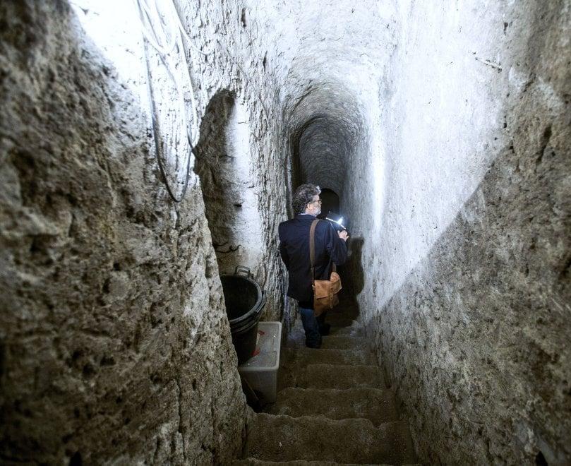 Acquedotto del Serino, da 2mila anni nascosto nelle viscere di Napoli