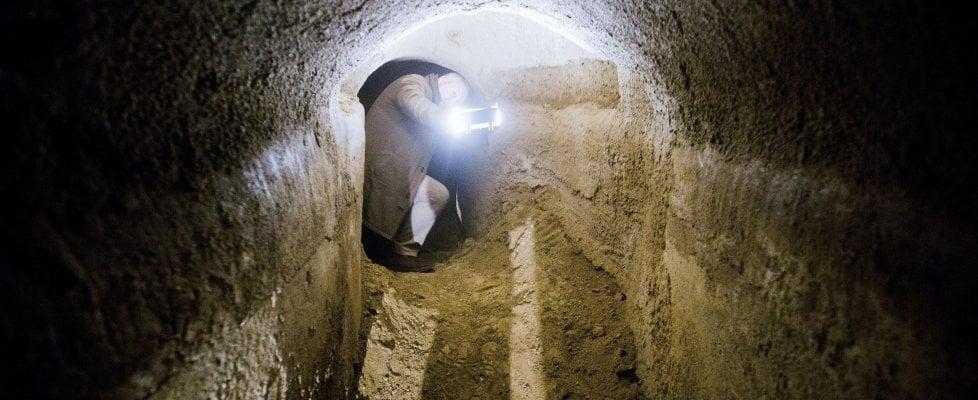 Napoli, identificato un nuovo tratto dell'acquedotto di età romana