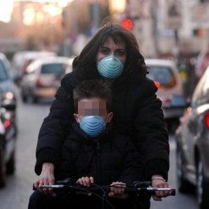 Napoli, al via la ricerca che misura l'esposizione dei bimbi alle polveri sottili
