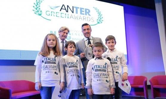 """Anter Green Awards, nasce il progetto """"Salviamo il respiro della terra"""""""